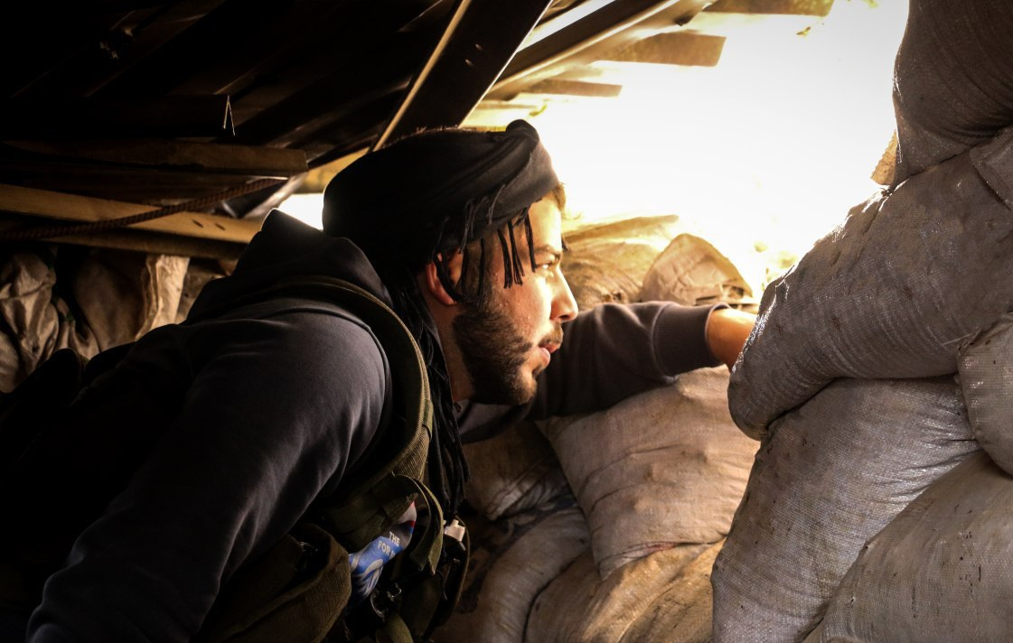 Clashes Develop Between Hay'at Tahrir al-Sham And Syrian Liberation Front In Southern Idlib