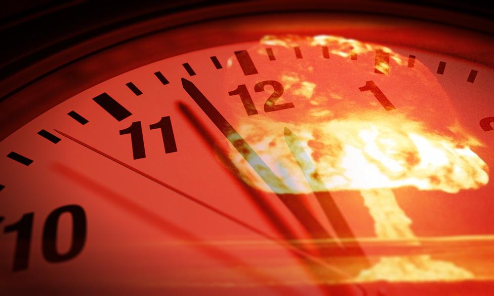 Four Seconds Until World War 3