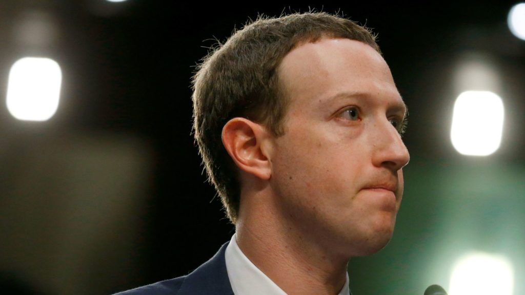 Zuckerberg: Facebook Is In 'Arms Race' With Russia