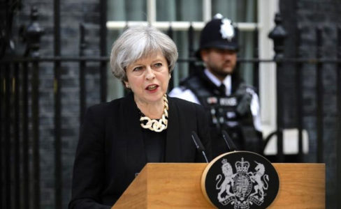 """She Is Not The Iron Lady. How """"Novichok"""" Is Finishing Off Theresa May"""