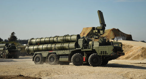 S-400 and Pantsir Systems Are Preparing For A Great Test In Syria - Russian Media
