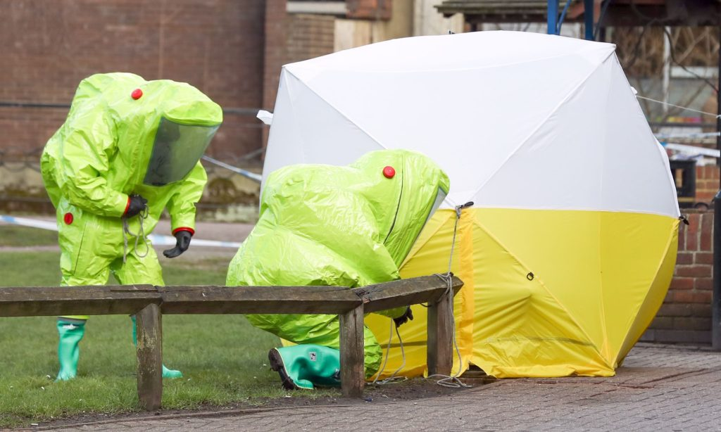 How Is It Going With The Skripal Case?