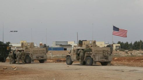 US Establishes New Base In Syria's Manbij Area - SDF Commander