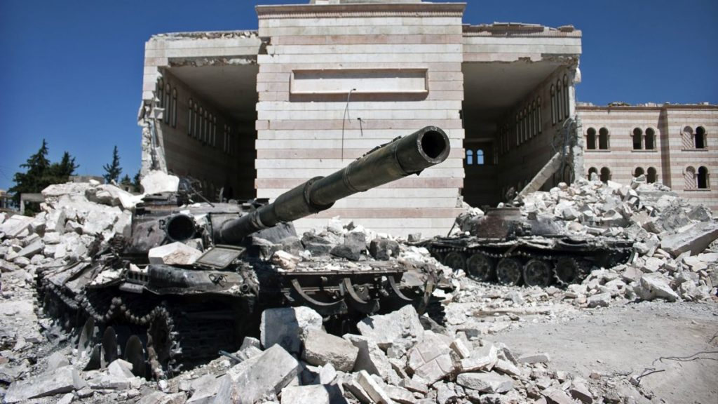 Syria Diplomatic Front: New Macron's Claims, German Rejection To Particiapte In Attack And Other