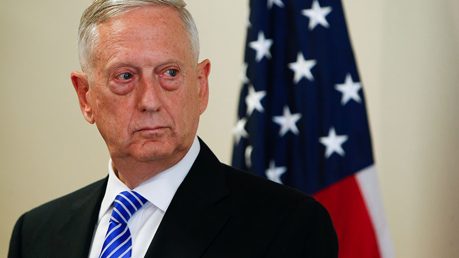 US Defense Secretary: No Decision To Strike Syria, Washington Waiting Evidence Of Chemical Attack