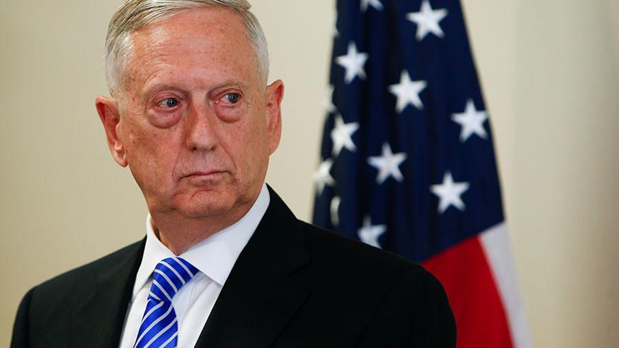 US Defense Secretary: No Decision To Strike Syria, Washington Waiting Evidence Of Chemical Attack