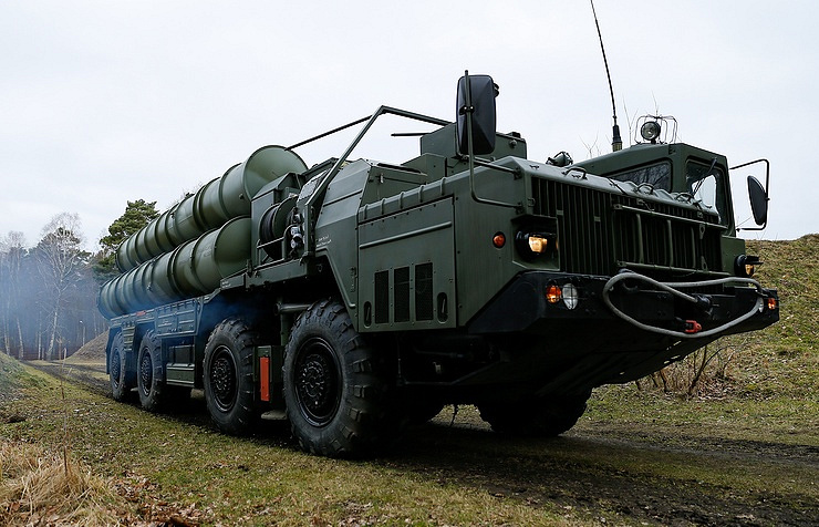 China Receives First Regimental Set Of S-400 Systems - Russia Media