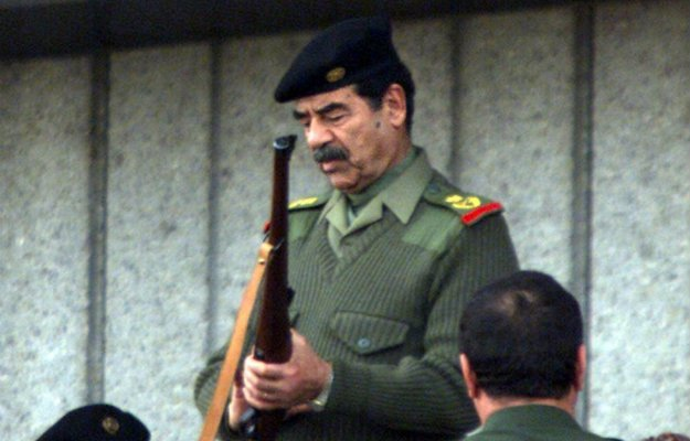 CIA Files Prove America Helped Saddam As He Gassed Iran
