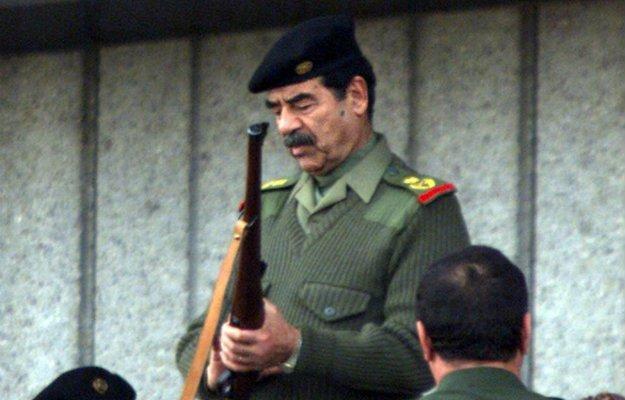 CIA Files Prove America Helped Saddam As He Gassed Iran
