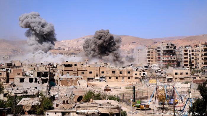 Accusations Against Syria: A Logical Take On Douma Chemical Attack Allegations