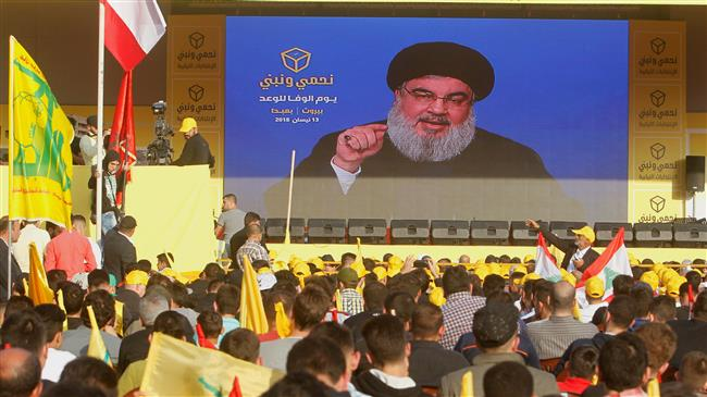 Hezbollah Leader Says US Threats Will Not Intimidate Syria, Russia