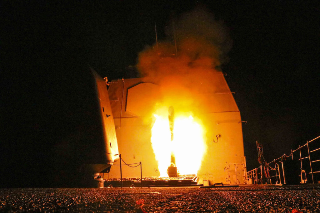 Summing Up Results Of US-UK-France Strike On Syria: Statements, Facts And Speculations