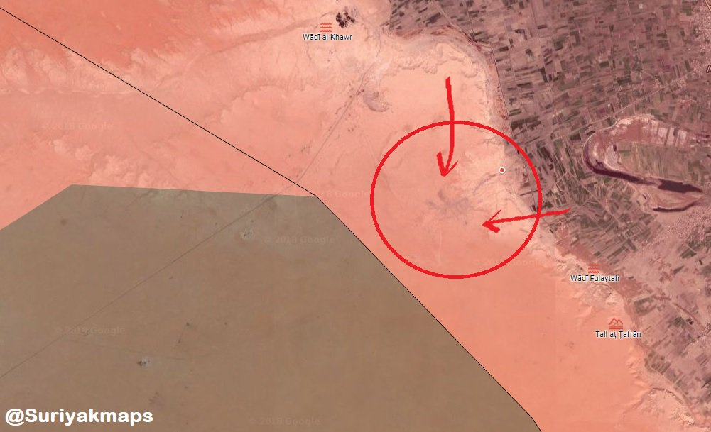 Syrian Forces Developing Security Operation Against ISIS Cells In Deir Ezzor Province (Maps)