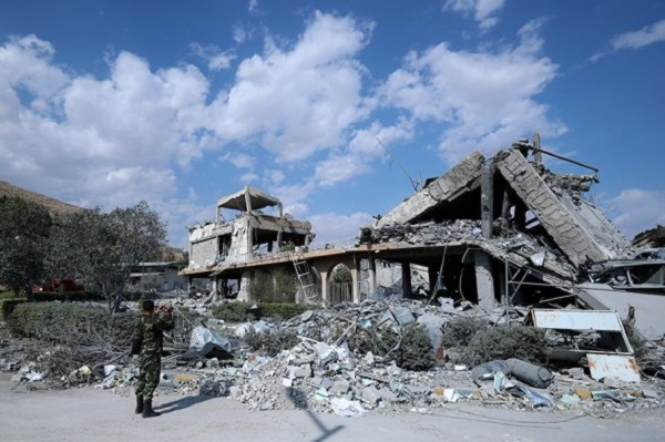 Washington: Syria Must Declare All Chemical Weapons Stockpile, US Troops Will Not Be Withdrawn