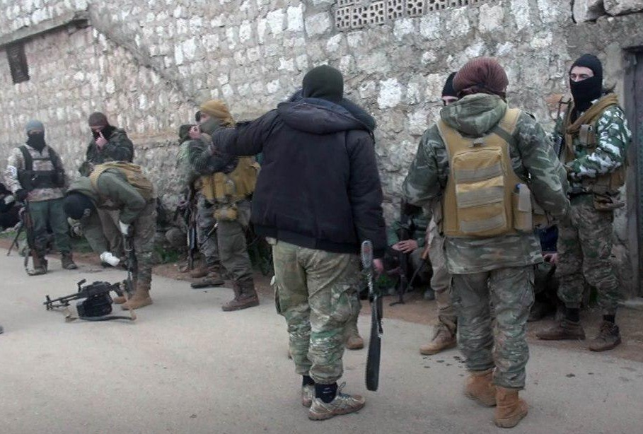 Ahrar Al-Sham Groups Dissolve Themselves After Series Of Defeats From Hayat Tahrir al-Sham