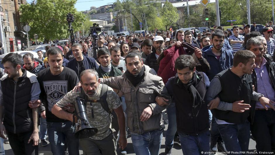 Armenia - New Point Of Instability