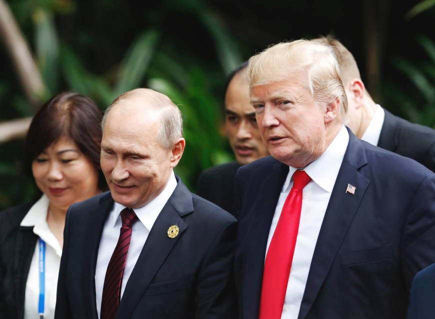 Next Trump-Putin Meeting Could Take Place At White House