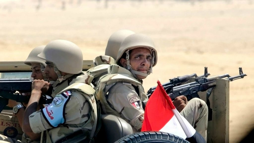 Egypt Military: ISIS Leader Killed In Sinai