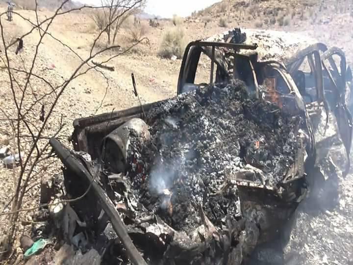 25 Yemeni Civilians Killed In Two Saudi Airstrikes. Houthis Launch Rocket At Saudi Airport