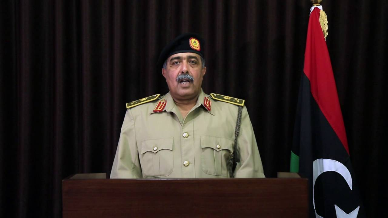 Libyan National Army's Chief Of Staff Survives Assassination Attempt