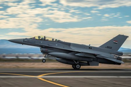 Iraqi Air Force Carried Out 'Deadly' Airstrikes Against ISIS In Syria