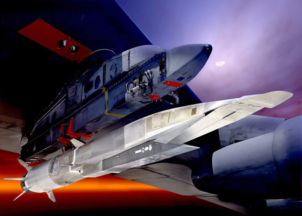 US Military To Pay $928 Million To Lockheed Martin For Hypersonic Missiles