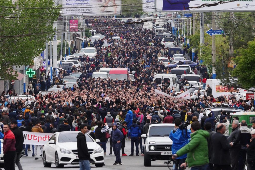 Political Crisis In Armenia: Prime Minister Suspends Talks With Opposition Leader