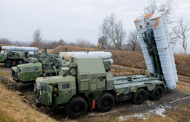 "Multi-Layered Air Defense: Russia May ""Soon"" Deliver S-300 'Favorite' Systems To Syria - Sources"
