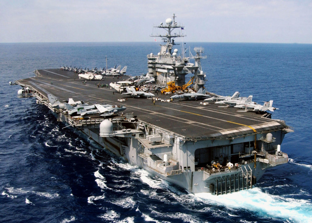 Is False-Flag Attack On US Navy Ship Next?