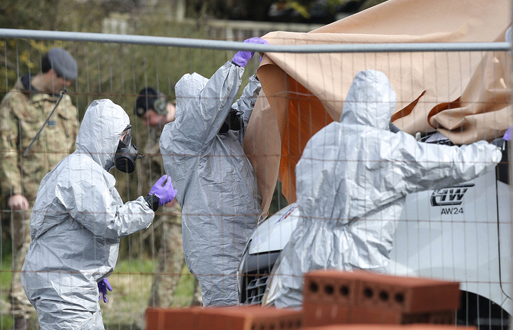 Skripal Case: London Still Has No Proof Of Russian Involvement