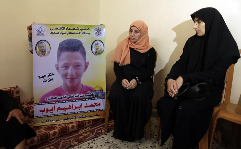 15-yo Boy Killed By Israeli Forces During Gaza Protests