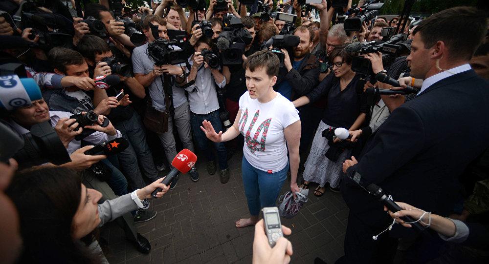 Nadezhda Savchenko: The Weather Vane of Ukrainian Politics and the Mirror of Western Hypocrisy