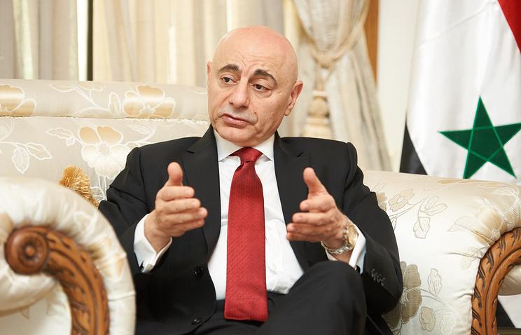 Washington Is the Principal Puppet Master Behind Syrian Conflict - Syrian ambassador to China