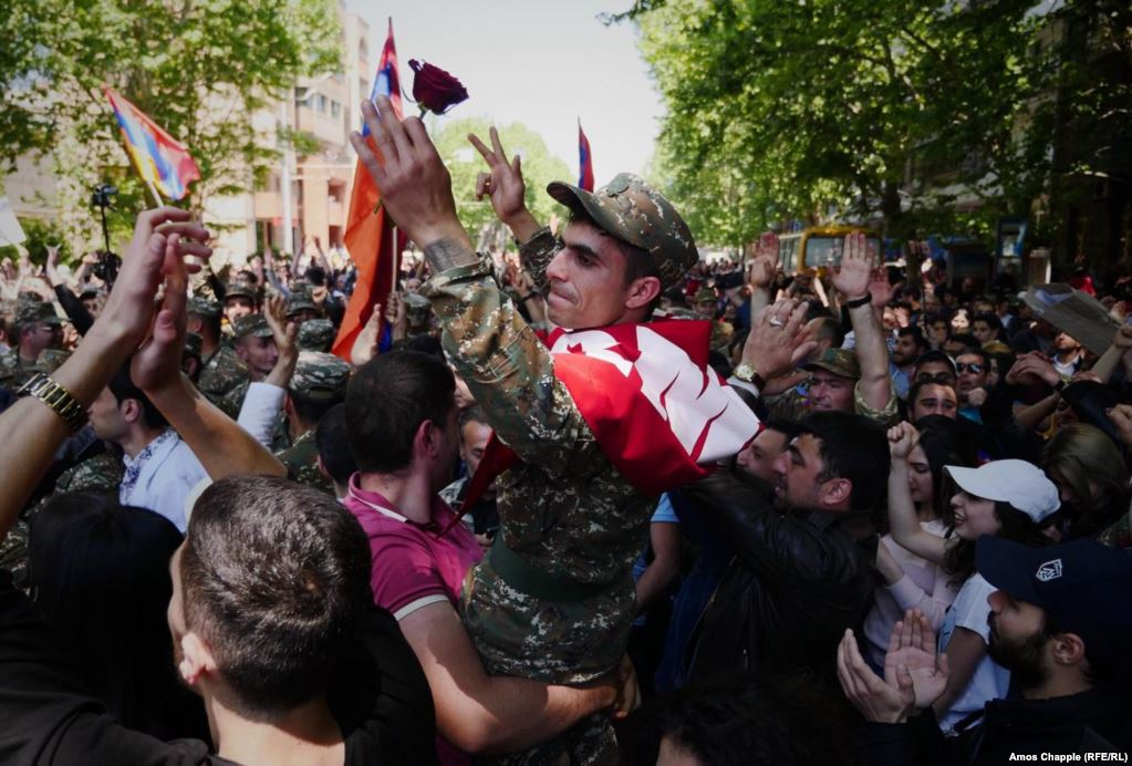 Political Crisis In Armenia May Open Door For Military Escalation In Nagorno-Karabakh