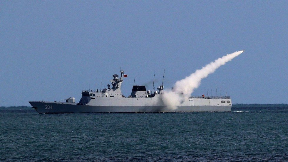 "China And U.S. Showcase Forces In South China Sea. Taiwan Prepares To Repel ""Chinese Invasion"""