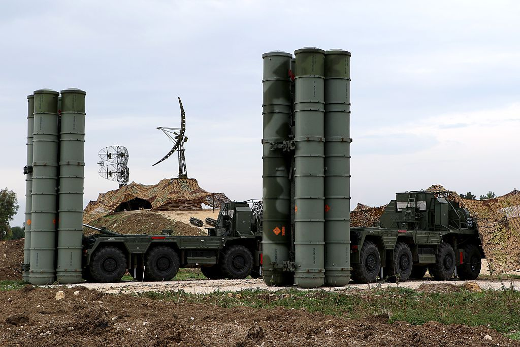 Russian MoD: Militants Launched 17 Rockets At Hmeimim Airbase