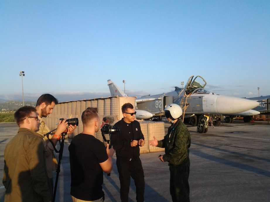 Russian Tor M2 Surface-to-Air Missile System Spotted In Syria For First Time (Photo)