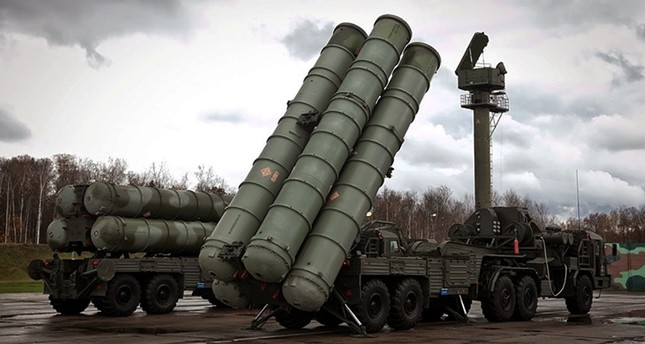 Russia Announces Earlier Delivery Of S-400 Systems To Turkey