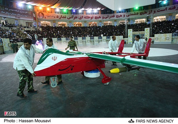 Iranian Combat UAVs Raise Fears In Israel: Media