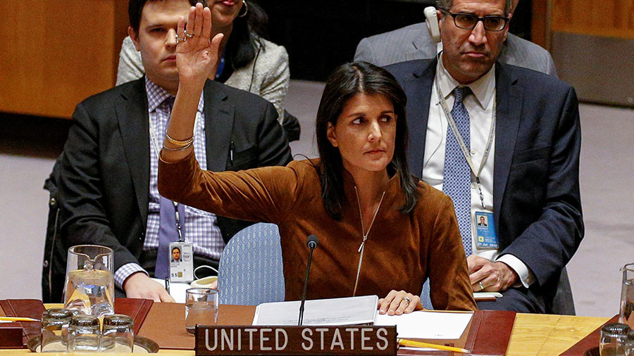 State Department Admits U.S. Buys Votes In U.N., But There Is Problem