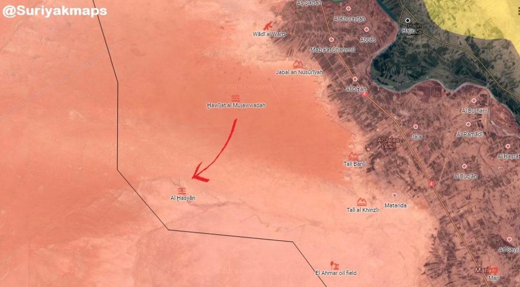 Syrian Forces Develop Security Operation Against ISIS Cells In Homs-Deir Ezzor Desert
