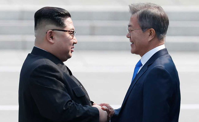 North And South Koreas Move Toward Denuclearization And Peace