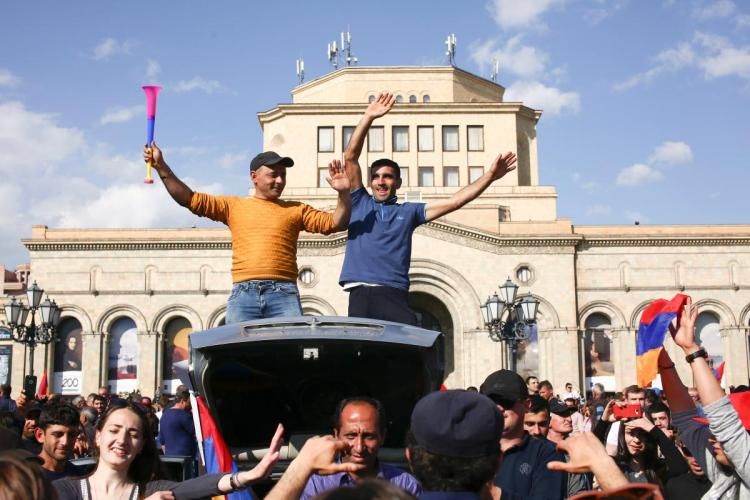 Armenian Opposition Will Boycott Parliamentary Election
