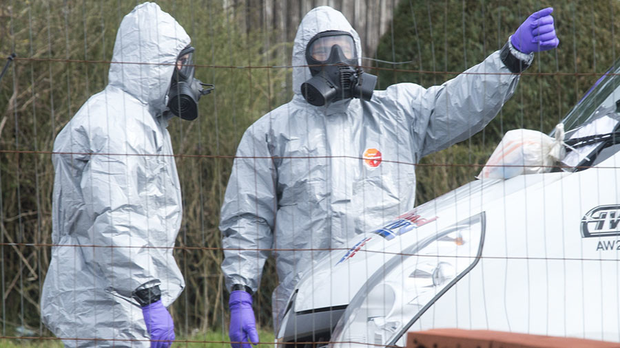 U.K. Foreign Secretary Flounders In Its Claims Accusing Russia Of Being Behind Skripal Poisoning