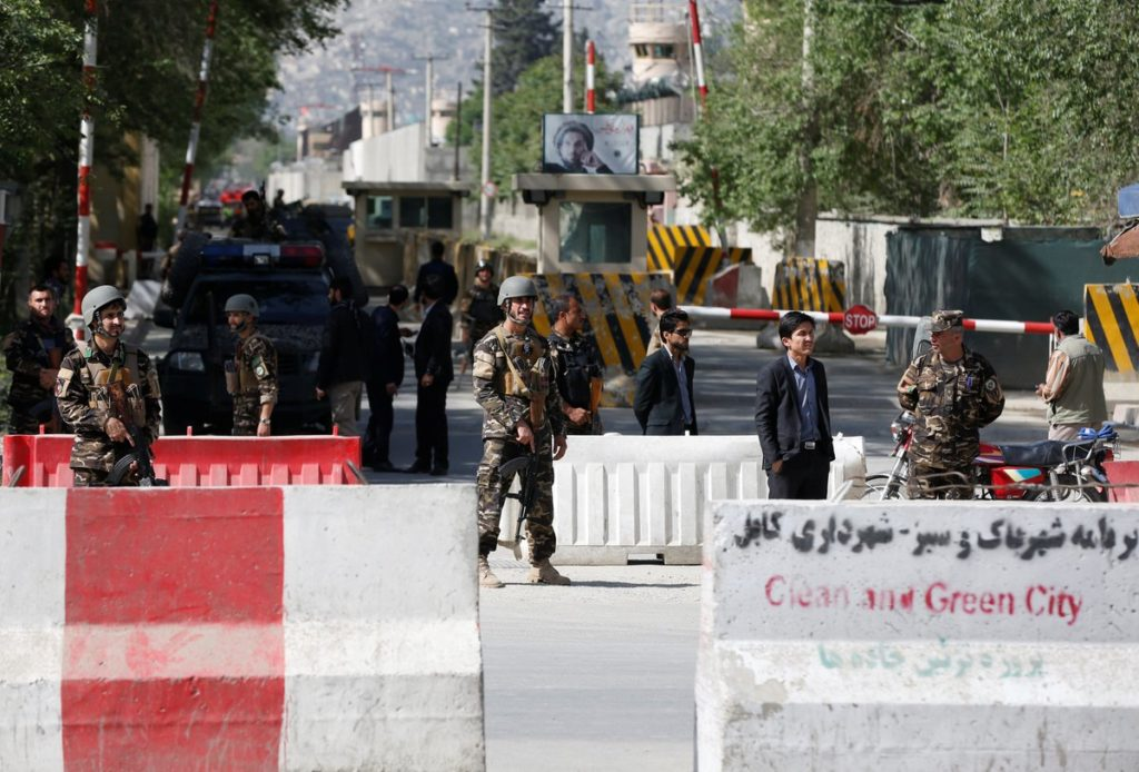 At Least 25 People, Including Journalists, Killed In Double Suicide Bombing In Afghan Capital
