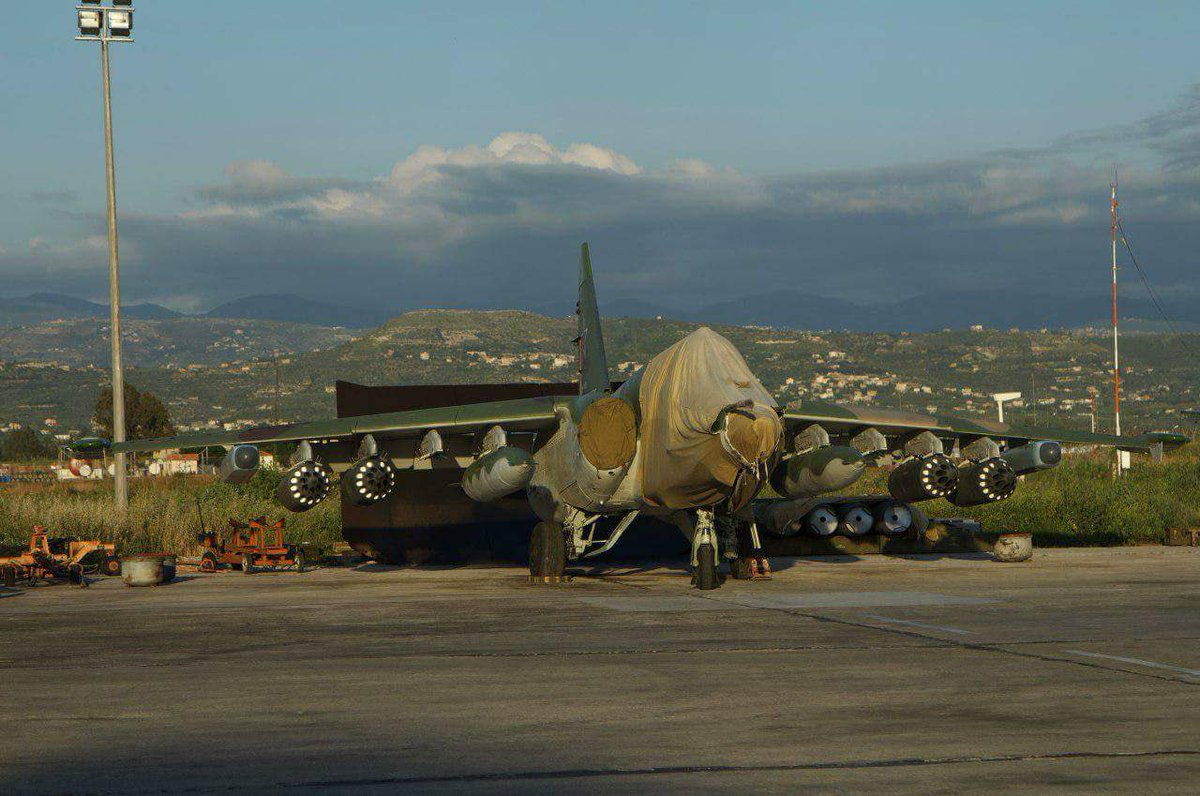 Armenia Claims It Shot Down Another Azerbaijani Su-25 Warplane