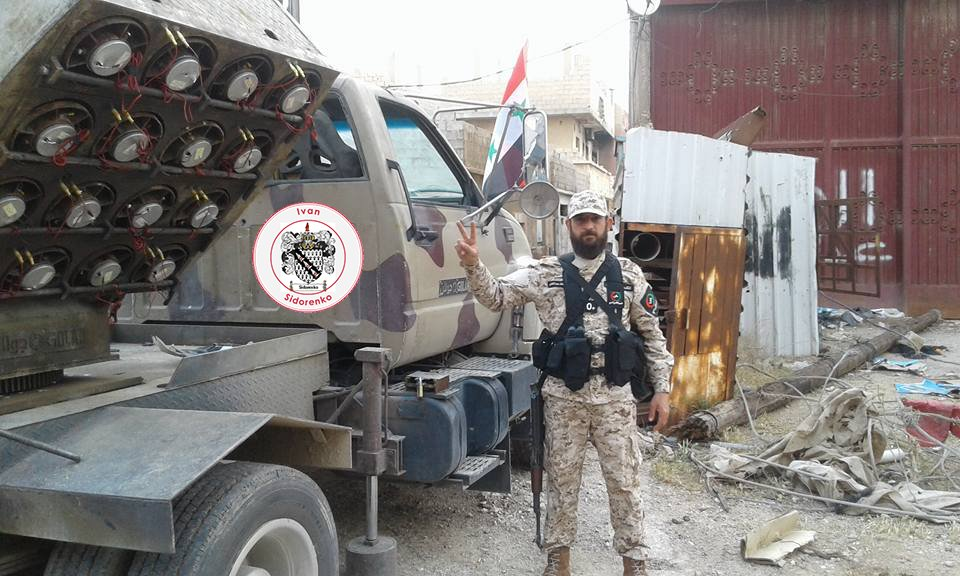 Overview Of Anti-ISIS Operation In Southern Damascus On April 30 (Photos, Videos, Map)