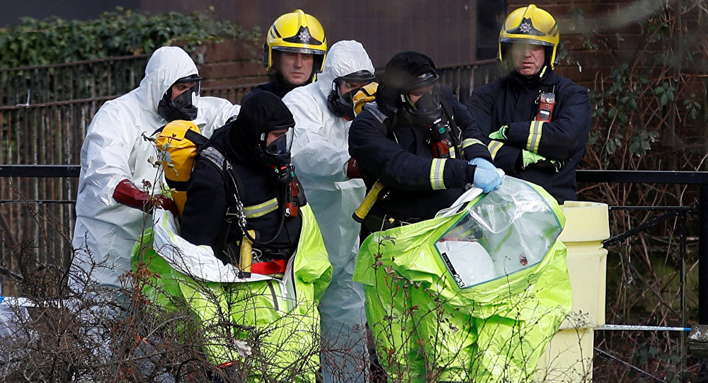 """UK Media's Is Silent On Skripal Case As """"The Russians Did It"""" Version Crumbles"""