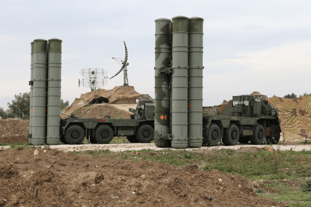 Russian Air Defense Forces Repelled Attack With Long-Range Rockets At Hmeimim Air Base: MoD
