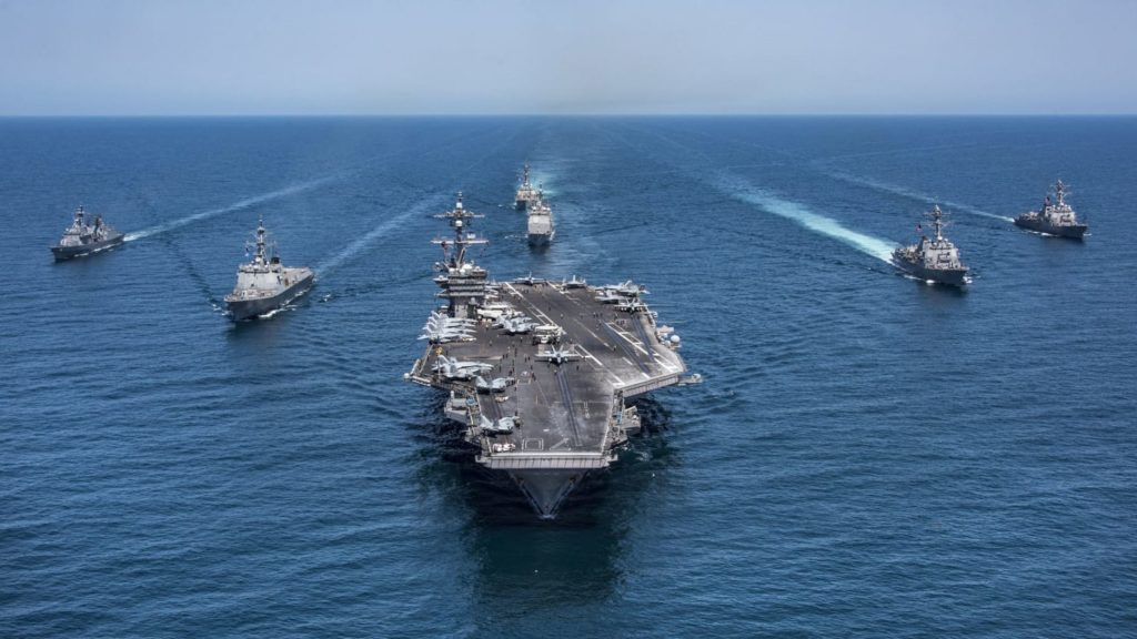 US Pushes For New Arms Race In Asia Pacific